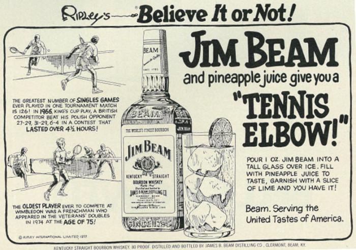 9. Jim Beam