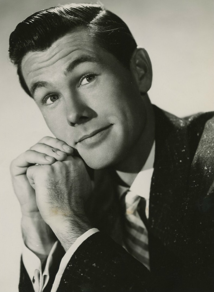 12. Last, but certainly not least, is iconic TV host Johnny Carson. Not only was Johnny a great guy, but he was quite the looker, too.