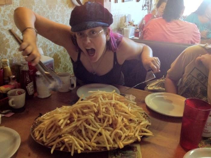 1. K and I Diner, Albuquerque