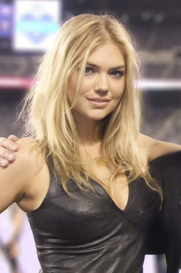 Little do some people know, it's the hometown of super model/actress Kate Upton.