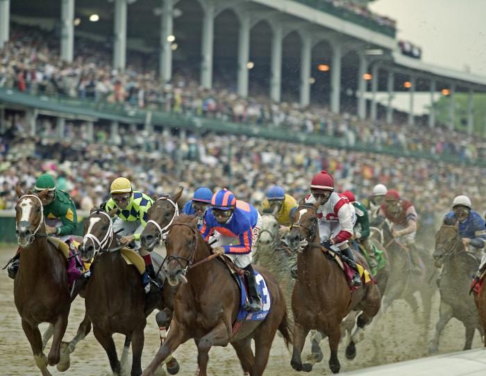 5. Kentucky Derby