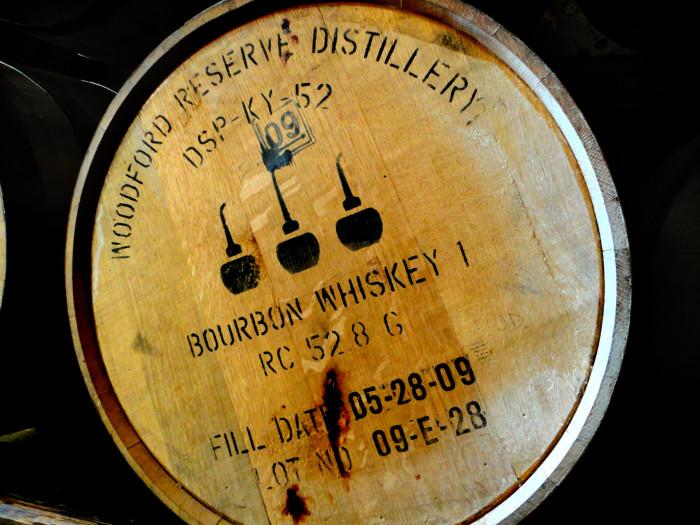 4. Kentucky bourbon