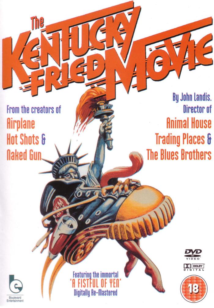 4. Kentucky Fried Movie