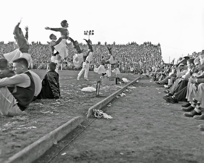 8. Kentucky vs Tennessee 1950s