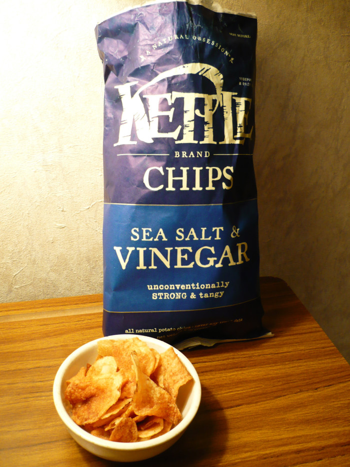 9. Kettle Chips wouldn't exist... at least, not in their current, delicious state.
