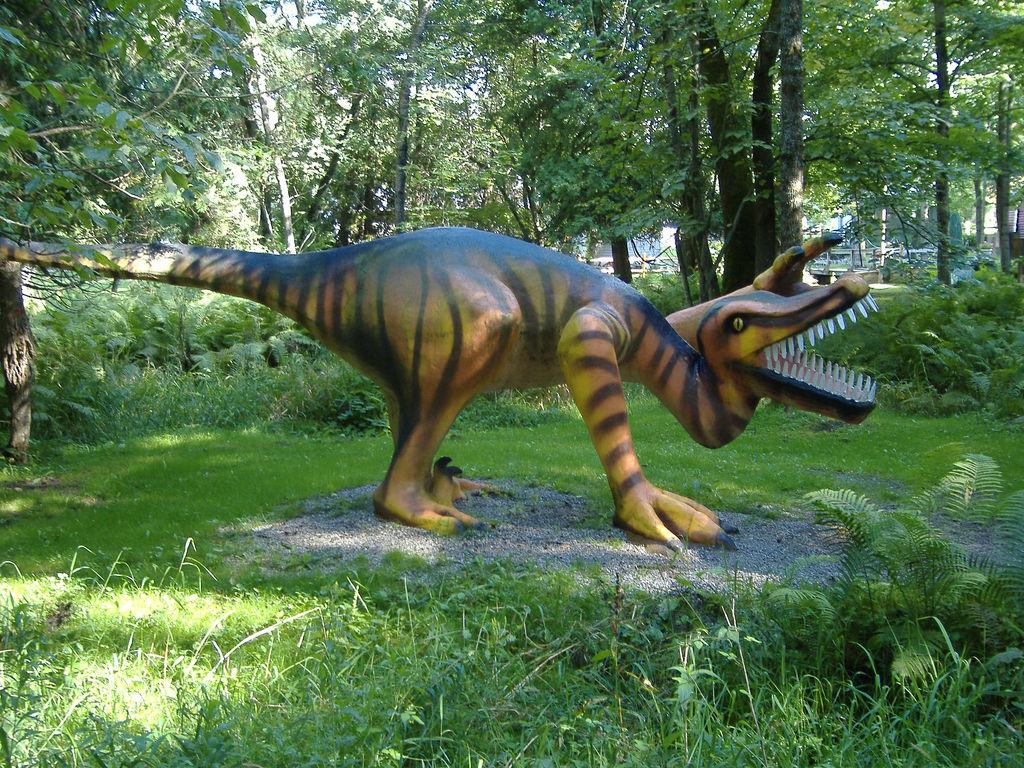 Michigans Creepy Abandoned Dinosaur Theme Park