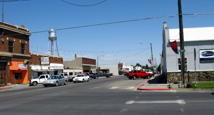 Safest cities in Idaho