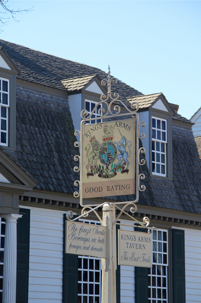 13 reasons you need to visit colonial williamsburg for Christina campbell tavern