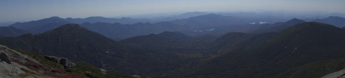 Ready for your unforgettable reward? At the summit of Mount Marcy you'll be able to see 43 of New York's high peaks!