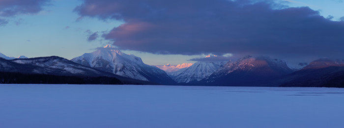 4. Lake McDonald, Glacier National Park, 2014