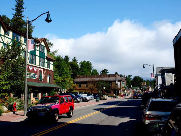 4. Lake Placid