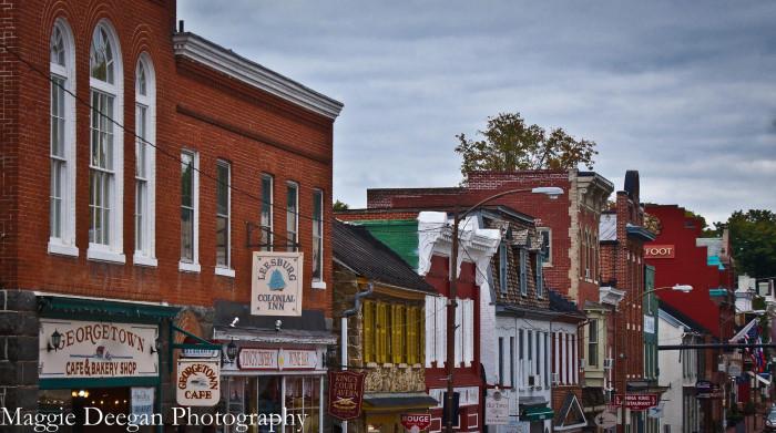 7. Leesburg, Loudoun County