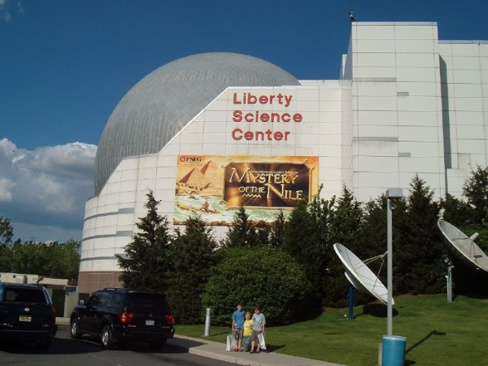 16. IMAX Theater at Liberty Science Center, Jersey City