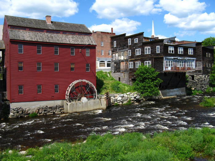 The Most Charming Small Towns In New Hampshire