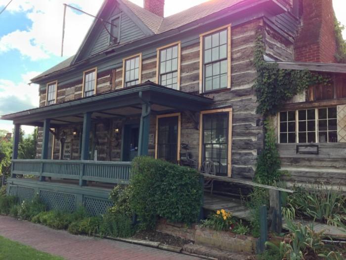 7. The Log House 1776, Wytheville