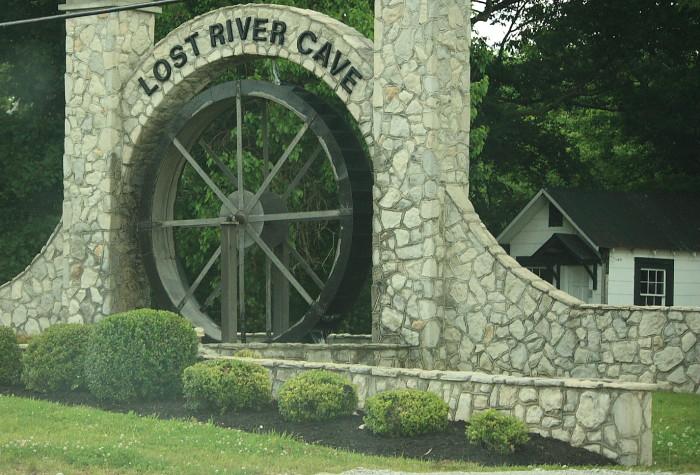 6. Lost River Cave