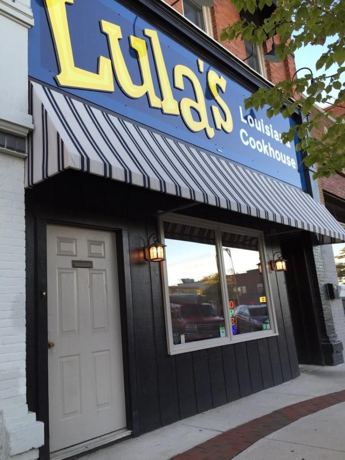 3) Lula's Louisiana Cookhouse, Owosso