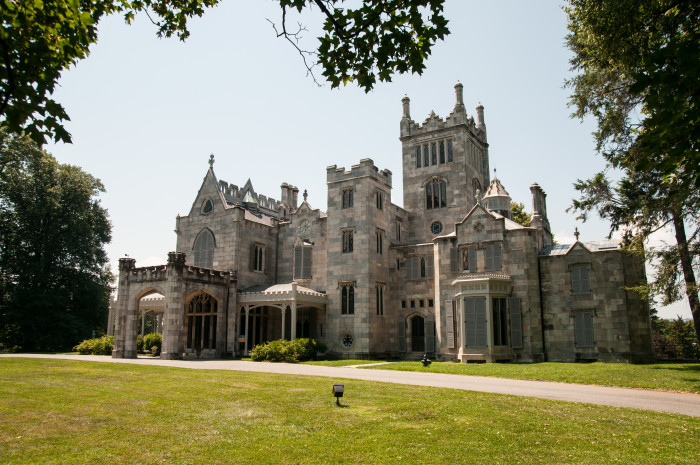 8. Lyndhurst Mansion, Tarrytown
