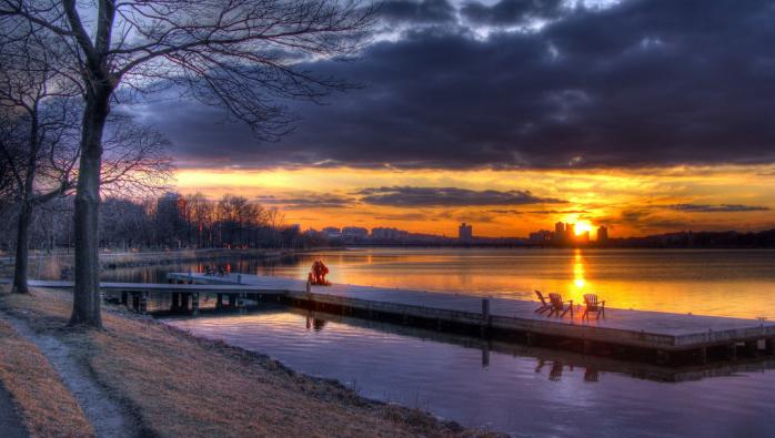 15 Beautiful Sunsets In Massachusetts