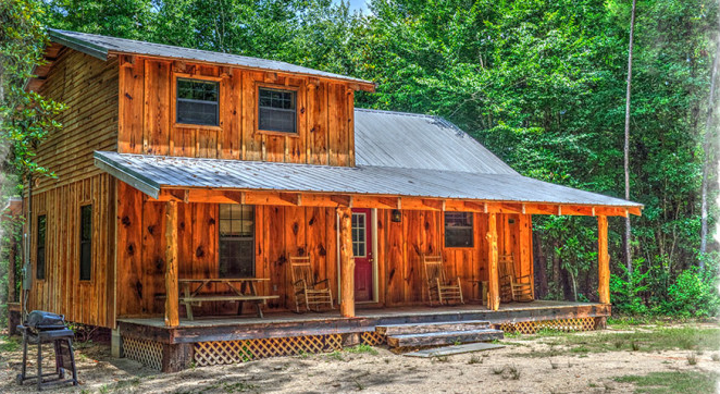 The 8 best cabins in mississippi for an overnight stay for Lake cabins for rent in massachusetts