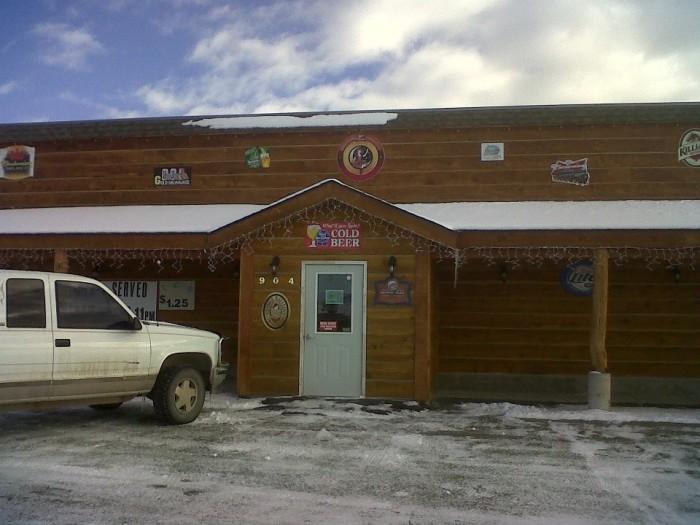 1. Montana Roadhouse, White Sulphur Springs