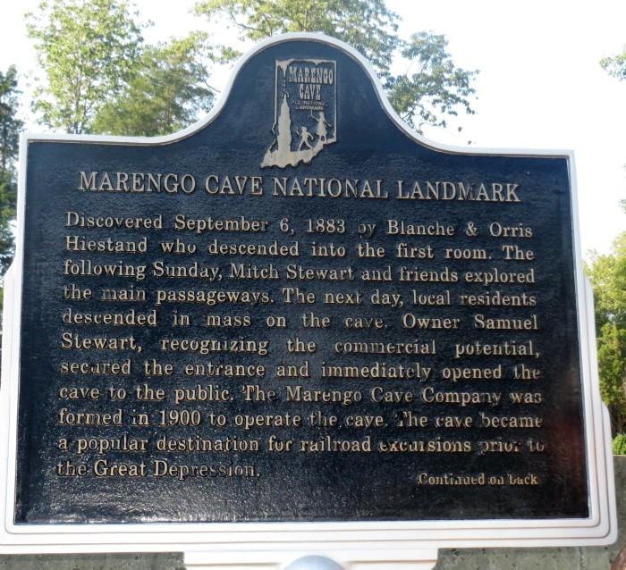 7. Marengo (Current Population: 825)