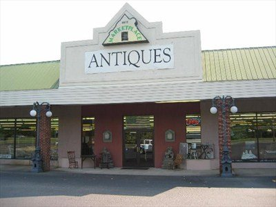 5. MarketPlace Antiques, Gloucester