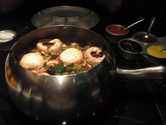10. The Melting Pot, Westwood
