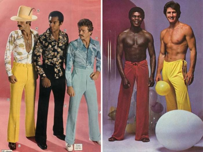 6. Men's fashion