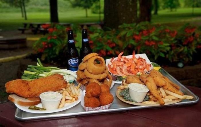 Best Seafood Restaurant Lexington Ky
