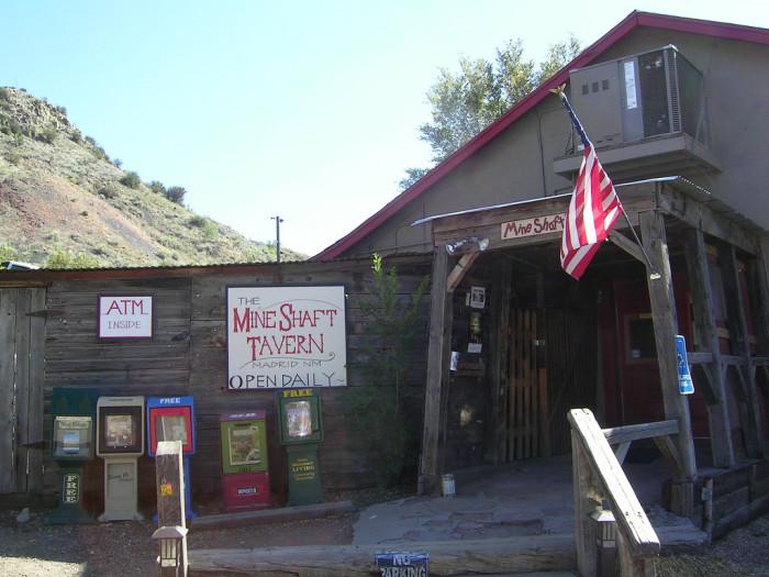 10. Mine Shaft Tavern