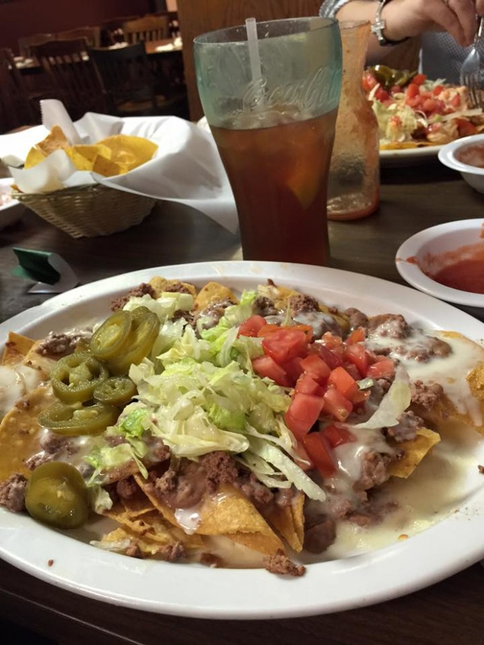 Mis Amigos food.