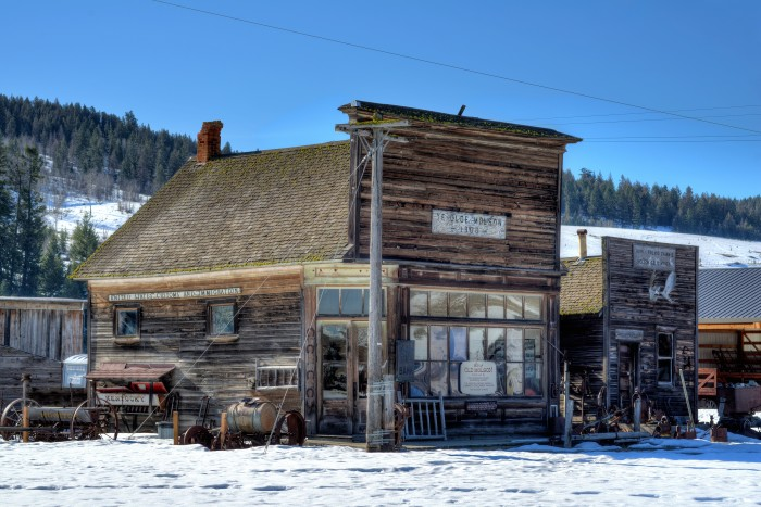 8 Ghost Towns In Washington
