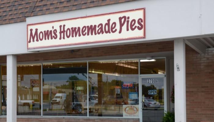 8. Mom's Homemade Pies (Kokomo)