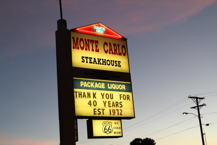 3. Monte Carlo Steakhouse