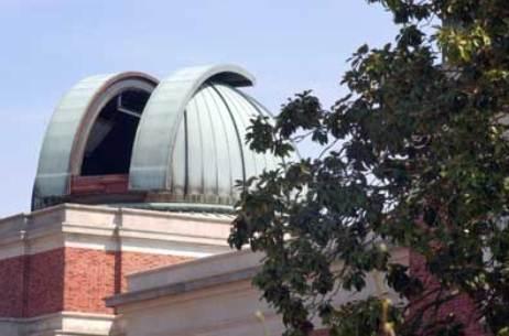 13. Chapel Hill, astronavigation.