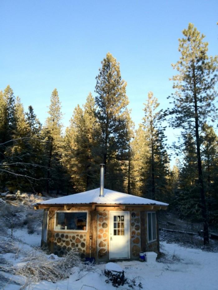 9. Mores Creek Cabins, Idaho City