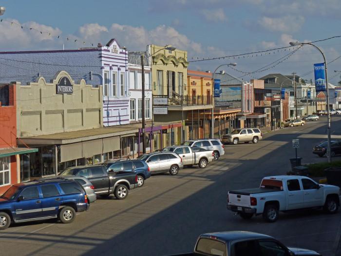 5. Morgan City