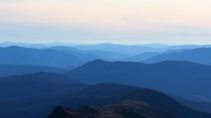 14. Mount Washington Peak, Gorham