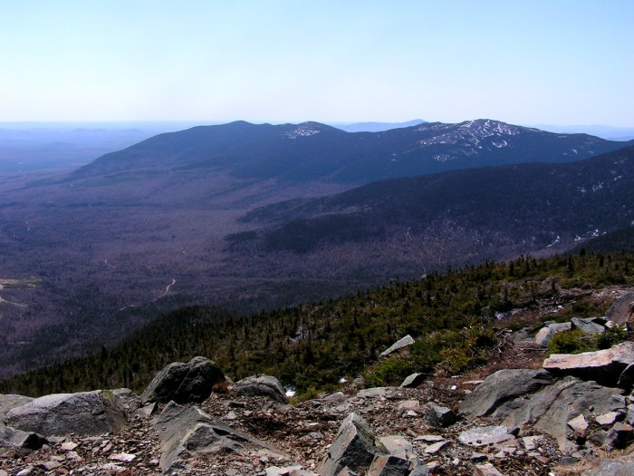 8. Mount Abraham, Franklin County: 4,049 feet