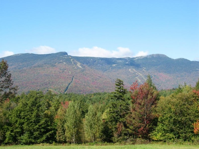 1.  Mount Mansfield