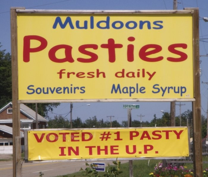 5) Muldoon's Pasties, Munising