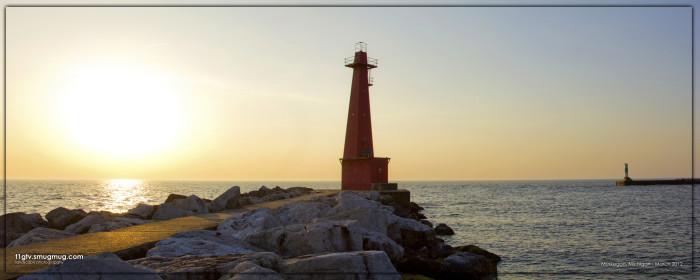 6) Muskegon Lighthouse