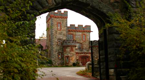 8 New Hampshire Castles That Will Wow You