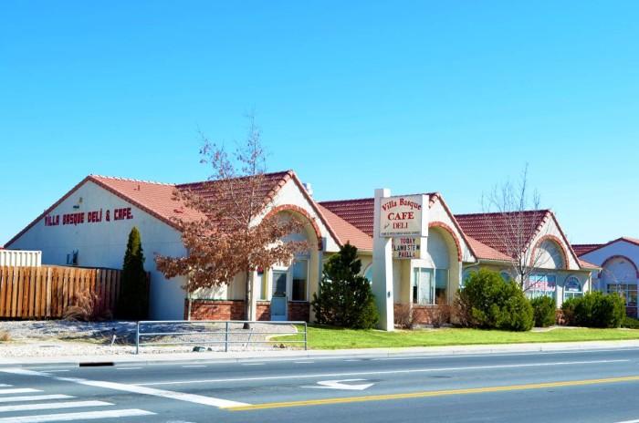 5. Villa Basque Deli & Café - Carson City