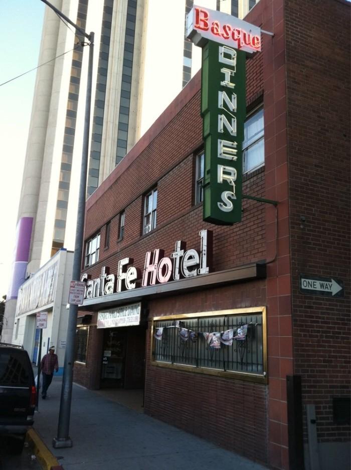 7. Santa Fe Hotel - Reno