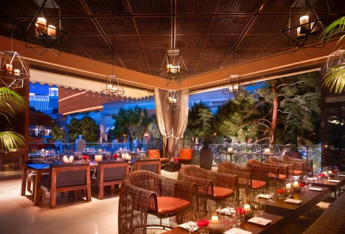 8. La Cave Wine and Food Hideaway - Las Vegas