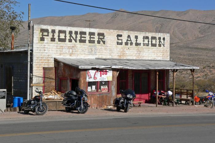 3. Pioneer Saloon - Goodsprings