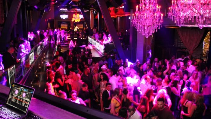 2. Chateau Nightclub - Paris Las Vegas Hotel & Casino