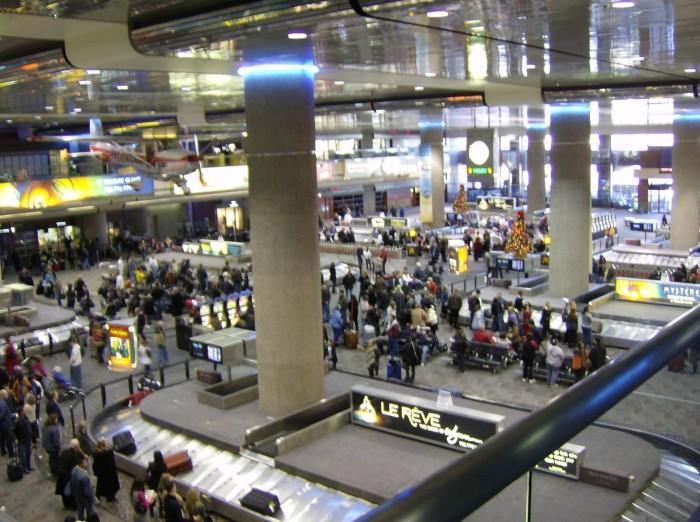 1. McCarran International Airport - Las Vegas